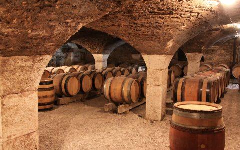 burgundy-barrels
